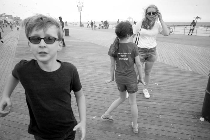 Coney Island, Brooklyn, New York June, 2016